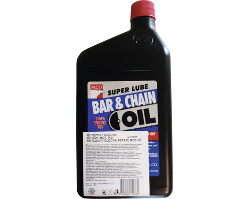 Řetězový olej Tex Parts na motorové pily 1 l