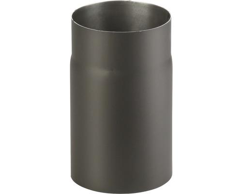 Kouřová roura 160/250 mm silnostěnná černá