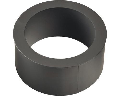 Redukce kouřovodu 160/180 mm černá