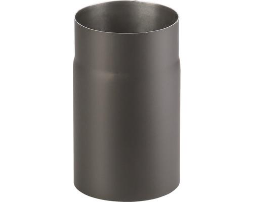 Roura kouřová 130/250 mm silnostěnná černá