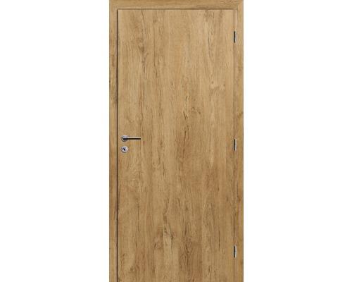 Interiérové dveře Solodoor Klasik plné 90 P fólie dub alpský (VÝROBA NA OBJEDNÁVKU)