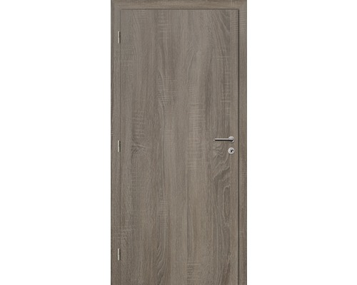 Interiérové dveře Solodoor Klasik plné 90 L fólie dub archico (VÝROBA NA OBJEDNÁVKU)