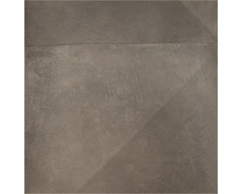 PVC podlaha HERITAGE 4M beton tmavě šedá DIAGONAL