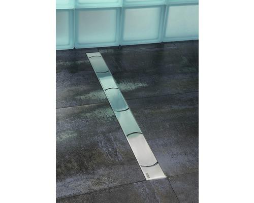 Sprchový žlab RAVAK Chrome 950 s roštem X01428