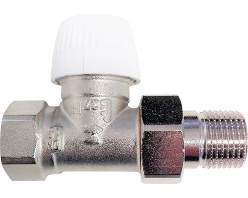 """HONEYWELL termostatický radiátorový ventil přímý 1/2"""""""