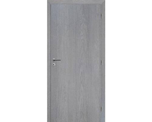 Interiérové dveře Solodoor plné 90 P fólie earl grey (VÝROBA NA OBJEDNÁVKU)