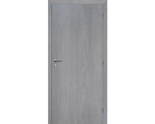 Interiérové dveře Solodoor plné 80 P fólie earl grey