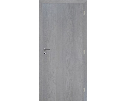 Interiérové dveře bezfalcové Solodoor plné 70 P fólie earl grey (VÝROBA NA OBJEDNÁVKU)