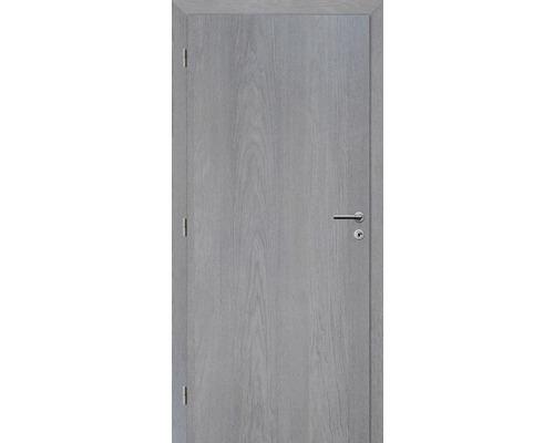Interiérové dveře bezfalcové Solodoor plné 60 L fólie earl grey (VÝROBA NA OBJEDNÁVKU)