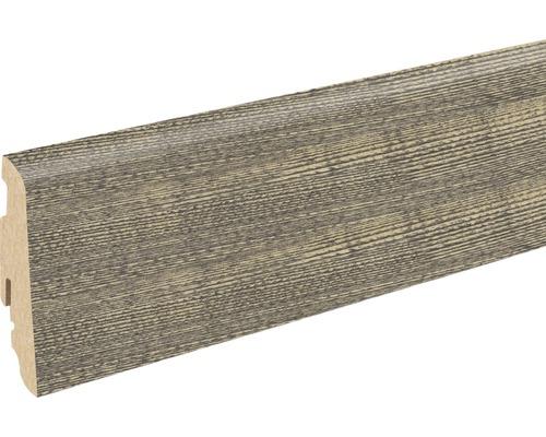 Soklová lišta Skandor Pensacola dub FU60L 19x58x2400 mm