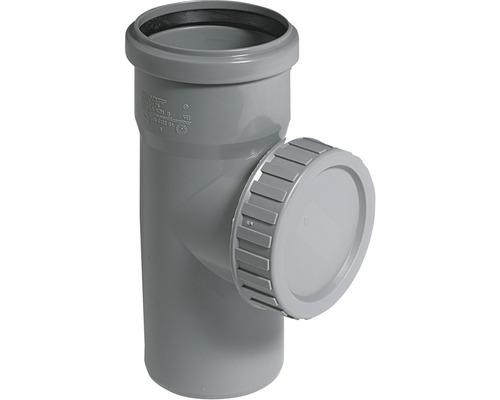 Čisticí kus pro kanalizační potrubí HT DN 75