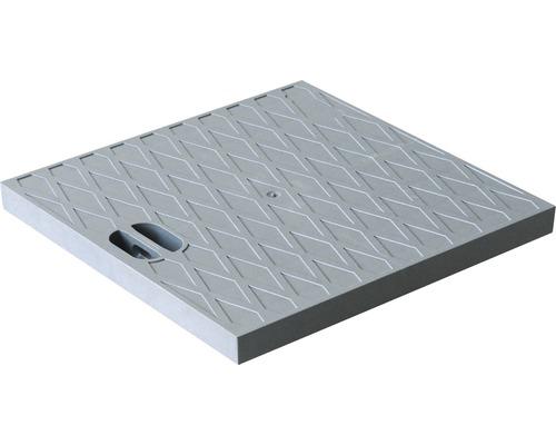 Víko inspekční šachty 200 x 200 mm, pochozí