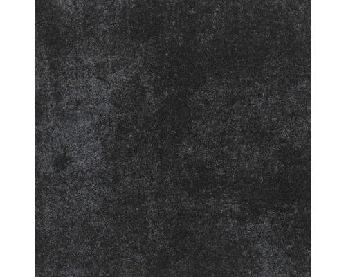 Kobercová dlaždice grafit 97 černá