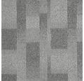 Kobercová dlaždice IMPRESSION 955 šedá