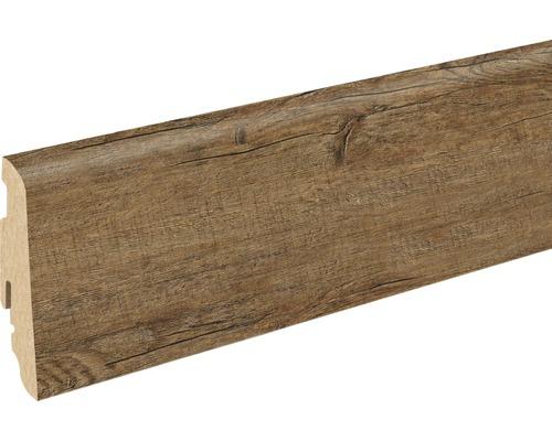 Soklová lišta Skandor Ristic Oak FU60L 19x58x2400 mm