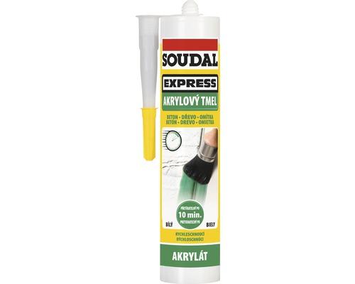Akrylový tmel SOUDAL Express 280 ml