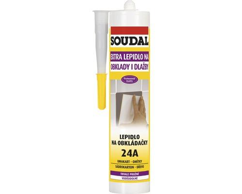 Lepidlo na obkladačky SOUDAL 24A 300 ml