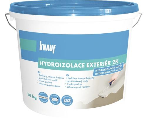Hydroizolace Exteriér 2K KNAUF balení 14 kg