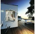 Ochrana proti hmyzu - okno Expert 140x150 cm bílé