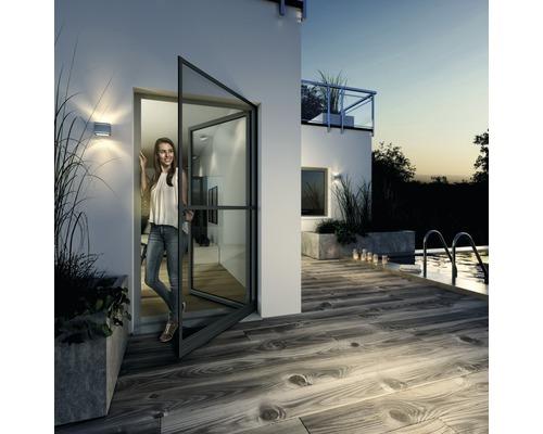 Ochrana proti hmyzu - dveře Expert antracit 100x210 cm