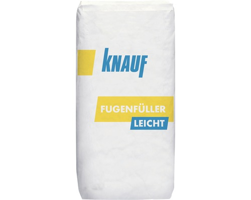 Spárovací tmel KNAUF Fugenfüller Leicht, 25 kg