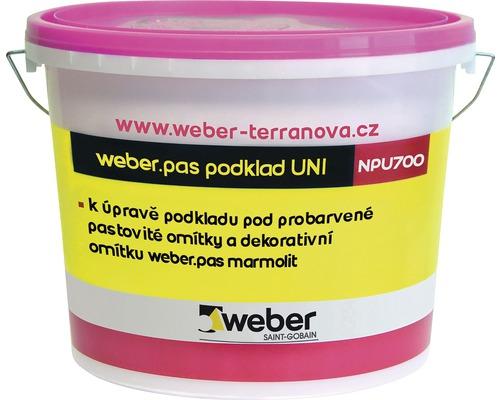 Penetrace WEBER.PAS podklad uni 5 kg