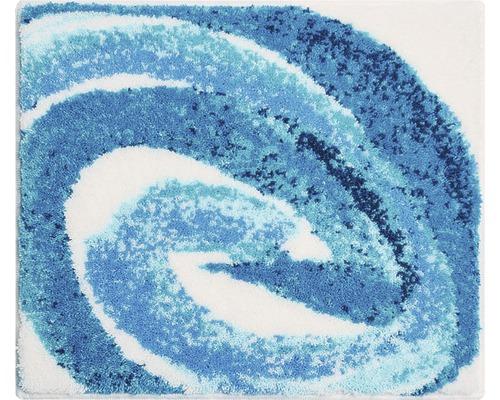 Koupelnová předložka Colani 50x60 cm tyrkys