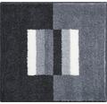 WC předložka Grund CAPRICIO 55x60 cm šedá