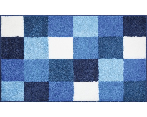 Koupelnová předložka BONA 60x100 cm modrá