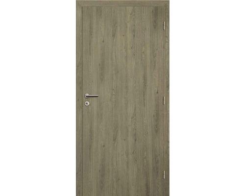 Interiérové dveře Solodoor Klasik plné 90 P fólie dub portorico