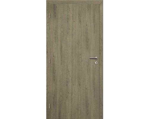 Interiérové dveře Solodoor Klasik plné 90 L fólie dub portorico