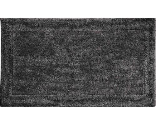 Koupelnová předložka LUXOR 80x150 cm šedá