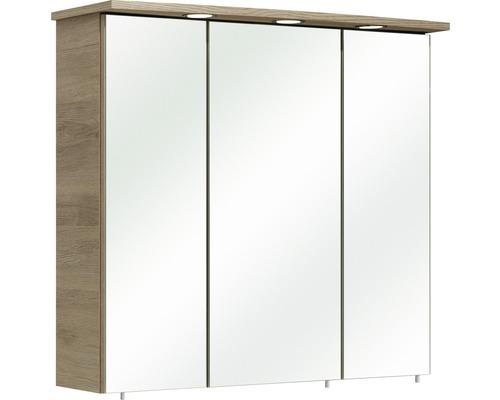 Zrcadlová skříňka Bacoli II