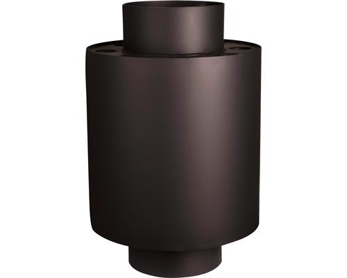 Teplovzdušný výměník tepla 150 mm malý 2-3 kW