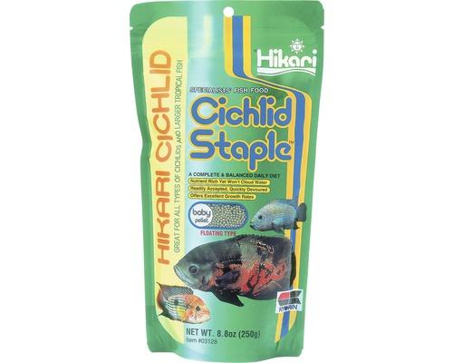 Krmivo pro cichlidy HIKARI Cichlid Staple 250 g