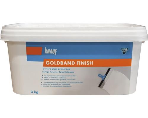 Finální stěrka KNAUF Goldband Finish, 3 kg