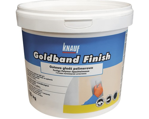 Finální stěrka KNAUF Goldband Finish, 18 kg