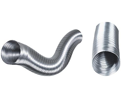 Hliníkové potrubí ø 80 mm délka 3 bm