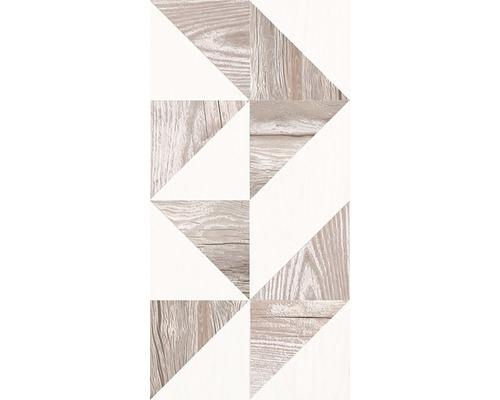Dekor Bella Triangle 20x40 cm