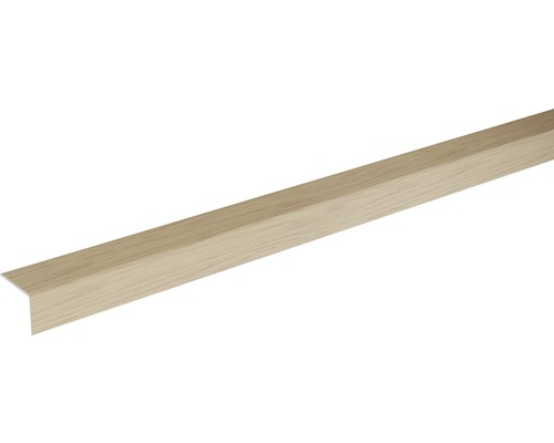 Ukončovací lišta schodová Skandor samolepicí 900 x 25 x 20 mm dub