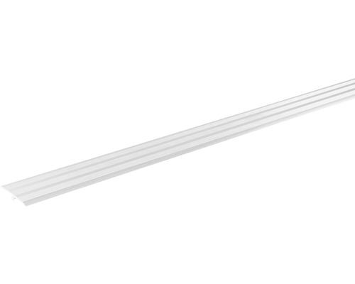 Přechodová lišta vyrovnávací Skandor hmoždinková 900 x 34 x 2,5 mm stříbrná