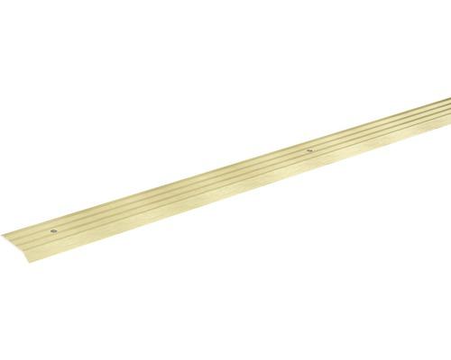 Přechodová lišta vyrovnávací Skandor šroubovací 900 x 29 x 5 mm champagne