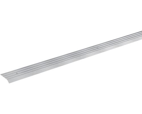 Přechodová lišta vyrovnávací Skandor šroubovací 900 x 29 x 5 mm stříbrná