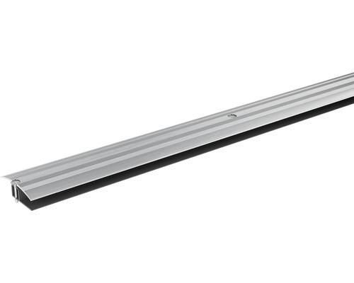 Přechodová lišta vyrovnávací Skandor šroubovací 930 x 40 x 5,5 mm stříbrná