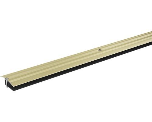 Přechodová lišta vyrovnávací Skandor šroubovací 930 x 40 x 5,5 mm champagne