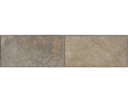Obkladový pásek SPARTA Brown 15,5x60,5 cm