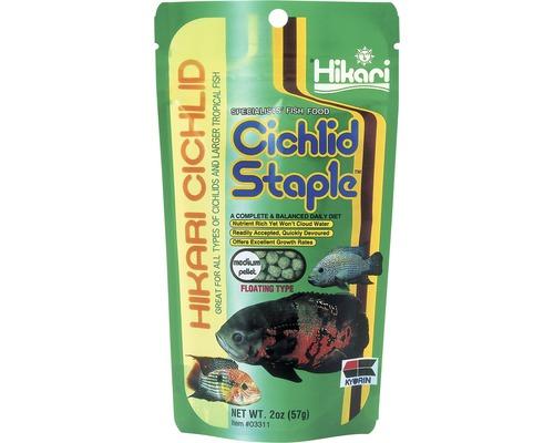 Krmivo pro cichlidy HIKARI Cichlid Staple medium 57 g
