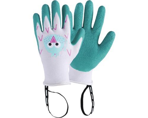 Dětské rukavice MARGOT-IT 6-8 1 pár zelené