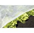 Netkaná textilie ekologická FloraSelf 5 x 1,5 m 18g/m² bílá