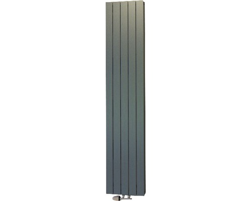 Koupelnový radiátor Korado Koratherm 120x36,6 cm bílý Vertikal 11 K11V120036-00M10